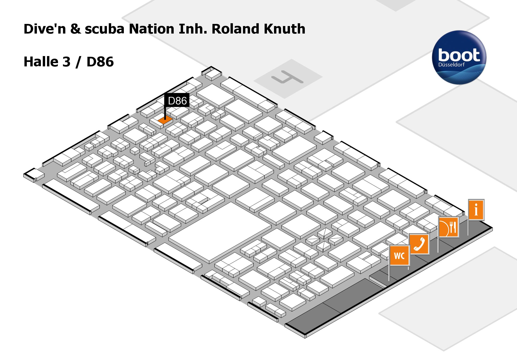 Boot 20. Januar bis 28. Januar 2017 Halle 3 Stand D86